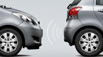 Parking sensors Podas