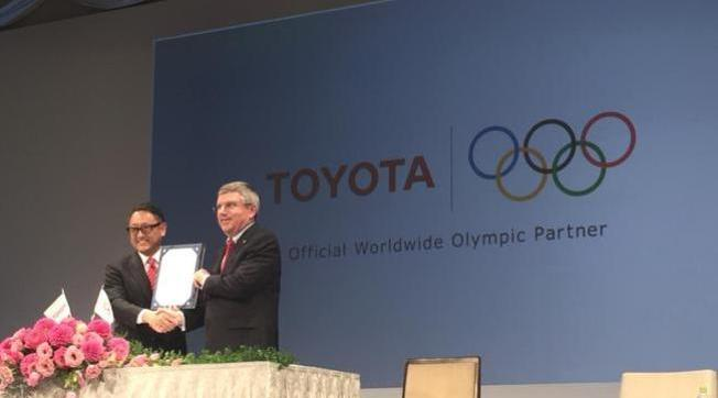 Toyota - Olympic Games