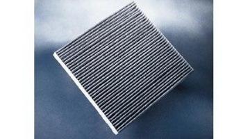 Oustrias - filtro kabinas