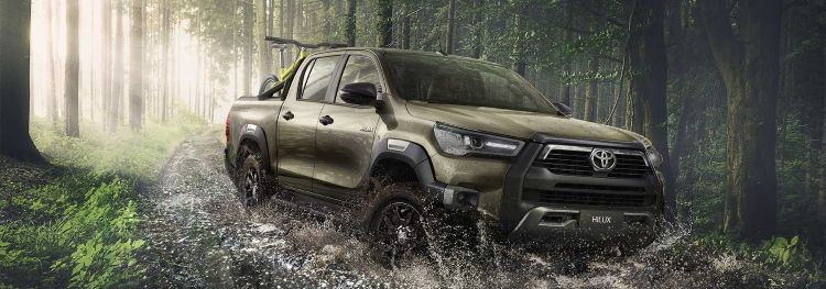 Hilux new 2